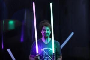 10 bonnes raisons de faire du sabre laser en club
